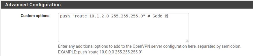 pfsense_configurazione_openvpn_con_rotta_aggiuntiva